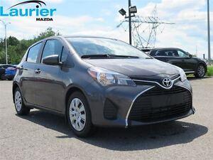 2015 Toyota Yaris LE A/C+ RÉGULATEUR