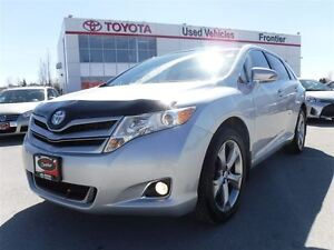 2014 Toyota Venza XLE V6 TOYOTA CERTIFIED PRE OWNED