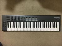 Novation Launchkey 61 MKII USB Keyboard