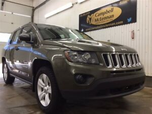 2015 Jeep Compass Sport/North | 4WD | Cruise Control