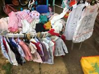 Huge bundle of girls clothes