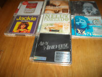 Various Music CDs