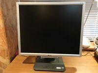 "Acer AL1916 19"" LCD Flat Screen SVGA Computer Monitor"