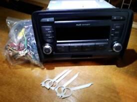 Audi tt cars radio