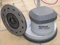 Nilfisk SDM 43-Duo Floor Polisher/Buffer