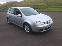 2008 58 VW GOLF 1.9 TDI MATCH 1 YEARS MOT FULL SERVICE HISTORY RELIABLE CAR PX WELCOME £1795