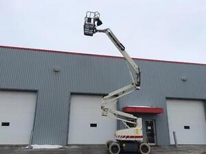 TEREX TA50E electric boom lift- Nacelle élévatrice électrique TEREX TA50E - T