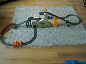 Trackmaster Thomas avalanche escape trainset