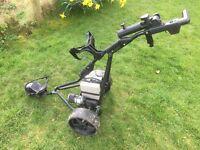 Electric PowaKaddy Golf Trolley