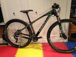 2013 Giant carbon xtc 29er