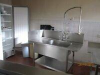 Stainless Steel Dishwasher Sink