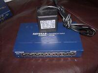 NETGEAR SWITCH FS108 8 Port