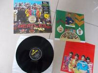 THE BEATLES - Sgt. Pepper's Lonely Hearts - LP - VINYL - EXCELLENT CONDITION