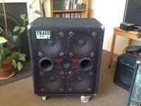 Trace Elliot 1048H 4X10 Bass Guitar Cabinet (Collection Only)