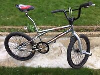 "KIDS BOYS CHILDREN MAGNA SCREAMER 20"" WHEEL SPINNING HANDLE FRONT STUNT PEGS BMX BIKE BICYCLE"