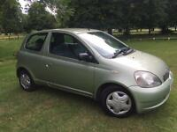 Toyota Yaris Automatic, 1.2L, 25120 Genuine Miles, HPI Clear