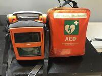Aed defibrillator brand new unused