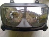 gsxr srad 600 750 uk spec headlight 96-2000