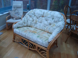 Conservatry Sofa and matching chair