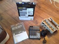 Behringer XENYX 802 Mixer SOUTH LONDON