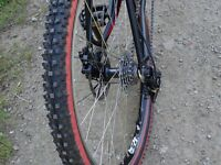 Specialized hardrock 27sp.Hydraulic brakes.A1 Condition, Top working order. Fork with Lockout.