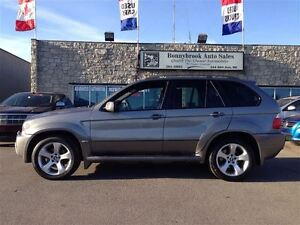 2005 BMW X5 4.4i COMES FULLY MECHANICALLY SAFETY CERTIFIED ALS