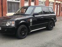 Range Rover 2005 full service history