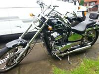 wanted decent road trike willing to swap ajs chopper 2012