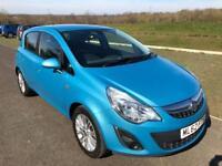 Vauxhall Corsa 1.3 CDTi ecoFLEX 16v SE 5dr, 3 Months Warranty,1 Year MOT,1 P Owner,Just Serviced