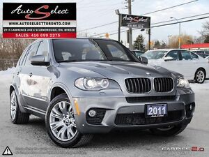 2011 BMW X5 xDrive35i AWD ONLY 112K! **M SPORT PKG** CLEAN CA...