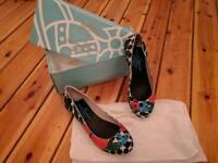 Vivienne Westwood Melissa shoes - size 5