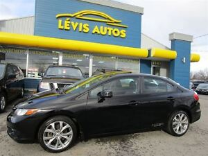 2012 Honda Civic SI GPS MAGS TOIT OUVRANT EXTRA PROPRE 96100 KM