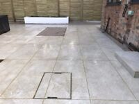 Natural stone paving patios, driveways and paths we cover all of London