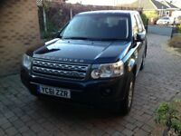 Land Rover Freelander 2 TD4 GS 6 SPEED MANUAL (Diesel)