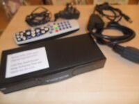 TVonics digital free veiw box