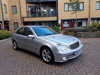 2005 Mercedes-Benz C200 CDI Avantgarde Diesel Automatic 4dr