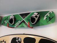 North X Ride 136x40 kitesurf board