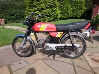 YAMAHA FS1 low mileage, Matching frame and engine numbers