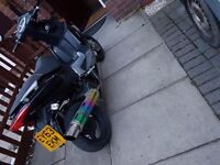 125 moped sinnis eagle