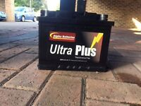 Ultra plus car battery