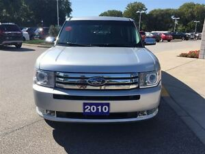 2010 Ford Flex Limited Leather Sunroof Chrome Wheels Windsor Region Ontario image 2