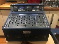 Citronic CD mixer console