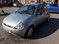 2005 ford KA low mileage, long MOT £800 ono
