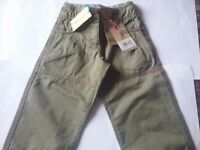 Girls age 2 Fat Face trousers, brand new with tags