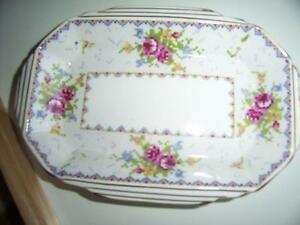 Royal Albert Petite Point Rectangular Tray