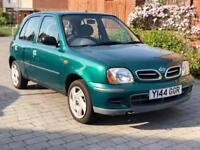 2001 Nissan micra 1.0 automatic low miles