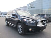 2013 Infiniti JX35 Leather, Heated front Seats, Heated Steering