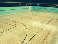 Indoor Football 5 a side - YMCA Walthamstow