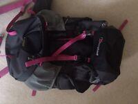 Berghaus women's torridon 60l rucksack