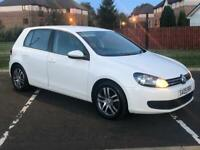 2009 Stunning ONE OWNER VOLKSWAGEN GOLF SE TDI - ONLY 97,000 Miles